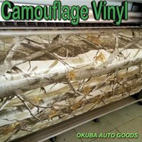 Wholesale Mossy Oak Graphics Camo Vinyl Wrap Sheet Camouflage Film for Cars Realtree Camouflage Vinyl m m m
