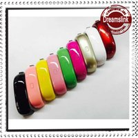 uv lamp - Mini Nail Dryer Rainbow Shape LED Light Therapy Machine Nail Polish Lamp USB UV LED Nail Art Tool s Quick Dry sets
