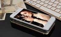 Wholesale Unlocked goophone i6 MTK6572 G inch Dual Core smartphone cell phone GB GHz Dual Camera Touch ID phones
