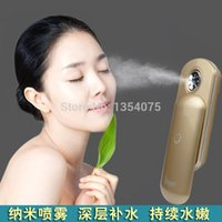 Wholesale hot Beauty Hydrating Water Nano Portable Spray Device Beauty Instrument Face Care good quality order lt no track