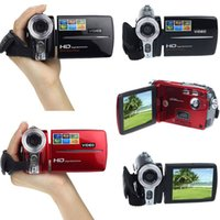 Wholesale 2015 New Brand Inch TFT LCD Digital Camera P HD MP Video Camcorder High Quality x Digital Zoom DV Camera Wholesales