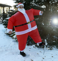 Cool Compare Christmas Inflatable Santa Claus Prices Buy Cheapest Easy Diy Christmas Decorations Tissureus