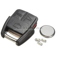 Wholesale car Button Remote Key Fob Case Shell DIY Repair Kit For Vauxhall Opel For Vectra for Omega