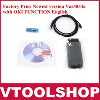 Wholesale 2013 Top Rated Diagnostic Tool VAS A with Best Quality vas5054 vas Bluetooth vas5054a with OKI Function English