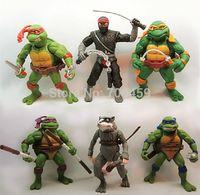 animated ninja turtles - Animation around Teenage Mutant Ninja Turtles TMNT87 animated version movable nostalgic toy doll