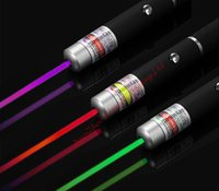 Wholesale car Hot Sale Professional High Powerful Green Red Blue Purple Pointer Pen Beam Lights mW Lazer Outdoor Laser Projectors order lt no
