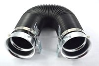 Wholesale Turbo Flexible Air Intake Tube pipe air intake system universal fitment In stock and ready to ship