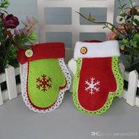 christmas trees wholesale - 2014 HOT SALE Christmas tree decorations Christmas gloves Christmas gifts