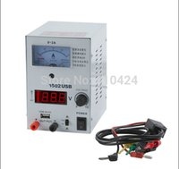 Wholesale YIHUA USB A V V Adjustable Voltage Power Supply DC Power Supply Communication Cell Phone Notebook Repair Test order lt no track