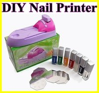 Cheap DIY Nail Printer Best Nail Art Stamping Machine