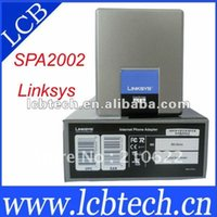 Wholesale Voip phone adapter Linksys SPA2002