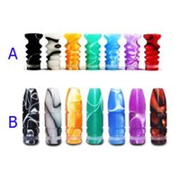 best fashion tips - Best Ming Drip Tip EGO Colroful Acrylic Drip Tips for DCT Clearomizer Colorful Plastic Fashion Ego Mouthpiece DHL Free