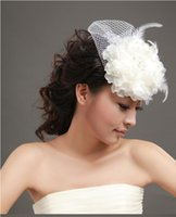 unique hair accessories - Unique quot Bridal Hair Accessories l Dresses Up With Hair Clip Mini Hat Flowers TS000034