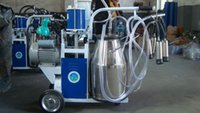 Wholesale Portable Milking machine for cow and Goat