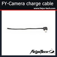 Wholesale FEIYU Tech Camera battery Charge Cable for the New G4 Axis Steady Handheld Gimbal
