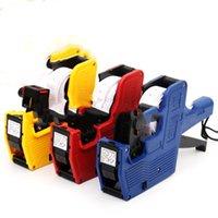 Single row price gun 8 bits supermarker prix arme marqueur magasin prix étiquette tag tag lableller MX-5500 gros