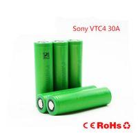 Wholesale New original V for Sony US18650VTC5 mAh High drain VTC5 A battery