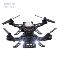 basic transmitter - Walkera Runner Racing without DEVO transmitter RC Quadcopter Drone BNF GHz Basic Version
