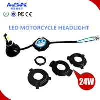 motorcycle headlamp - 2015 New degree W lm motorcycle Led headlight H7 H4 H6 LED Motor headlamp M2 M3 M3C M3H M3S M7 are available