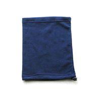 Wholesale x IN Fleece Neck Warmer Snood Scarf Hat Unisex Ski Wear Blue order lt no track