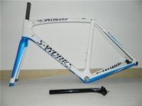 Wholesale Hot sale frame chinese carbon road bike frame carbon bicycle fiber cycling frame outdoor carbon road frameset UD carbon weave