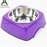 melamine dog bowl - Melamine and stainless steel dog bowls