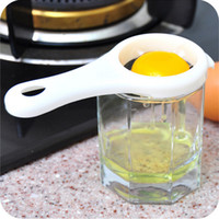 Wholesale 5PCS Mini Egg Yolk White Separator Holder Divider Sieve TOP100