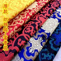 brocade fabric - Brocade fabric costume festivals brocade fabric apparel fabrics Fabrics packaging brocade rich flowers
