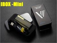 Wholesale Vision Vapors Ibox Mini Mod Little Body Mods With Huge mah Battery Capacity Varias Wattage W Fit Aspire Atlantis Triton Atomizers