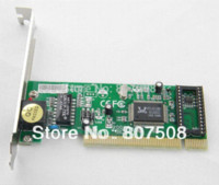Wholesale PCI Ethernet LAN Adapter Network Card RJ45 M Chipset D Network Cards Cheap Network Cards