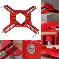 adjustable picture frames - Fish Tank Woodwork Picture Frame Degree Adjustable Metal Miter Corner Clamps Jig