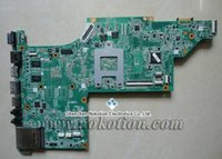 ati laptop video cards - For HP DV6 DV6T Laptop motherboard AMD With ATI Video Card High Quanlity Full tested off shipping