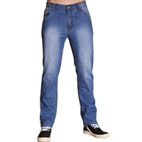 Wholesale High Quality Big Size Denim Jeans Men Calca Jeans Masculina Casual Biker Jeans Straight Loose Mens Jeans Mens Clothing