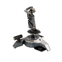 aircraft joystick - PC Flight Simulation Computer Game Joystick Gamepad Controller Combat Aircraft