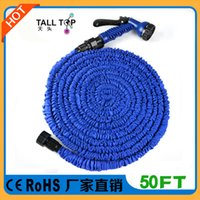 pocket hose - Water Hoses Expandable Pocket Flexible Garden Water Hose Spray Nozzle FT Water Pipe for Garden Car Washing