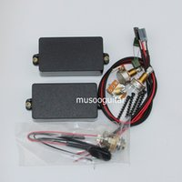 artec pickups - Artec Humbucker Active Pickups With Complete Wiring Setup HMDC135