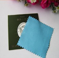 Wholesale Sterling Silver Jewelry Cleaning Cloth Silver Polishing Cloths Cheap Sale