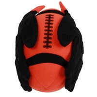 Wholesale Hot Sale American football ball Parent with Children outdoor toy a American Football with a pair gloves Fun Toy DP873416