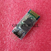 wireless transceiver module - hc HC RF Wireless Bluetooth Transceiver Slave Module RS232 TTL to UART converter and adapter