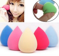 Wholesale Make Up Sponges Puff Powder Flawless Drop Gourd Foundation Smooth Bottle Gourd Sponge Powder Puff Flawless Foundation Makeup Sponge