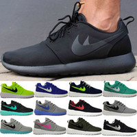 Wholesale 2015 New Doublestar Running Shoes lightweight Roshe Run Shoes Men Barefoot Sneakers