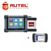 Wholesale AUTEL Distributor Original AUTEL MaxiSYS MS908 Pro with WiFi Autel MS908P Diagnostic ECU Programming Autel DS708 as Gift