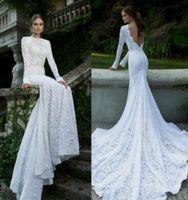Cheap long sleeves wedding dresses Best berta bridal