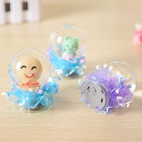 Wholesale O2621 round crystal ball flash cartoon fashion creative romantic birthday gift to send men and women Friends