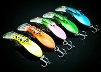 seafood - Tuna Lures Wobblers Fishing Deep Diving Lures Topwater Floating Popper Poper Lure Hooks Bait Crankbait Swing bait seafood colors cm g