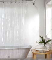 beige shower curtain - Shower Curtain Liner clear frosted beige transparent colour No More Mildew bath curtain thin shower curtain