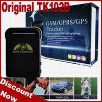Cheap TK102 GPS tracker Best personal GPS tracker
