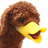 Wholesale New Arrival Pet mask Silicone mouth set for dogs duck mouth set High quality pet supplies