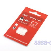 32gb sd sdhc - Class Mirco SD Card GB GB GB GB GB TF Memory Card with Blister Package for Cellphone Flash SDHC from Kakacola DHL