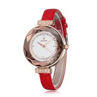 imports - SKONE Rhinestone Dial Diamond Figure Mirror Waterproof Watch Japan Imported Quartz Movement Wrist Watch WCS_696
